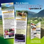 L'agenda leportillon.fr version papier
